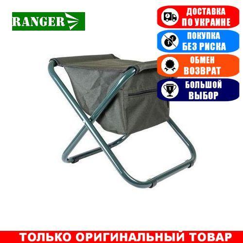 Туристический табурет складной с сумкой Ranger Seym Bag, тканевый; 36х35х38см. Стул складной Ренжер Seym Bag.
