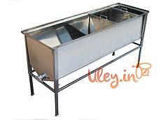 Стол для распечатывания сот — 1,5 метра