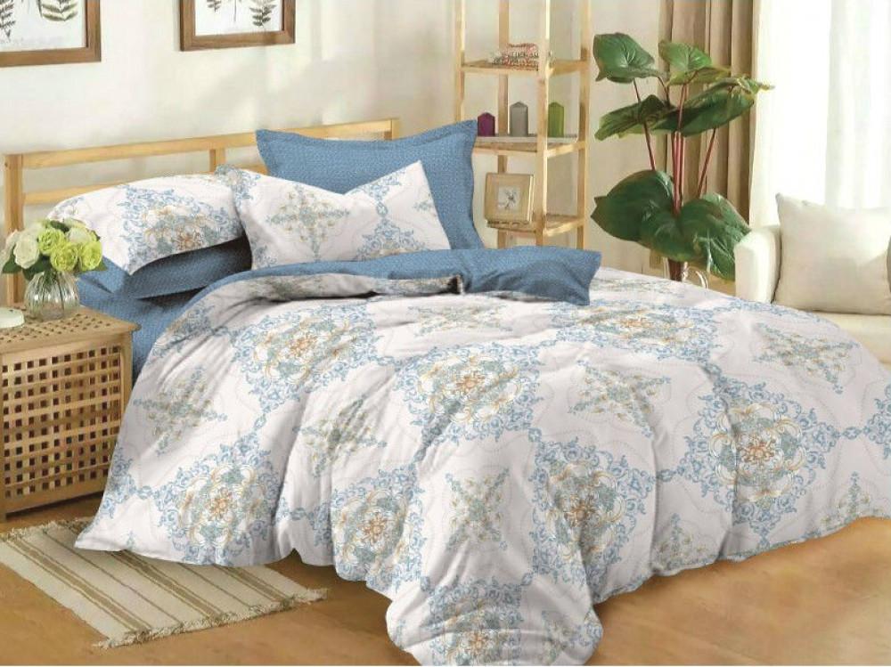 Постельное белье Мейлин сатин ТМ Комфорт-Текстиль (Евро макси)
