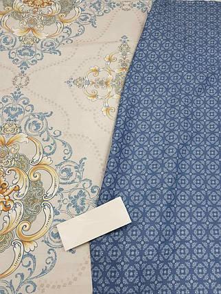 Постельное белье Мейлин сатин ТМ Комфорт-Текстиль (Евро макси), фото 2