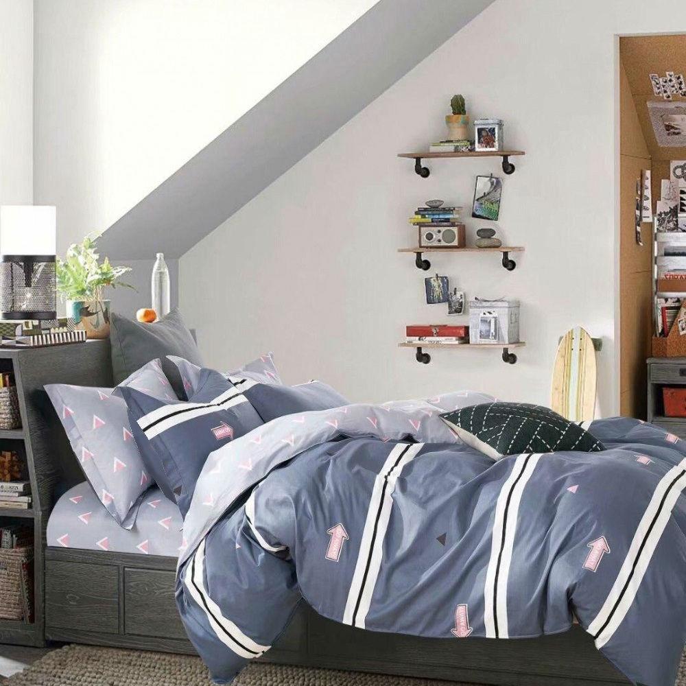 Постельное белье Франс сатин ТМ Комфорт-Текстиль (Семейный)