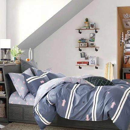 Постельное белье Франс сатин ТМ Комфорт-Текстиль (Семейный), фото 2