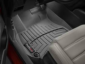 Килими гумові WeatherTech Honda CR-V 2018+ передні чорні