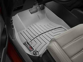 Килими гумові WeatherTech Honda CR-V 2018+ передні сірі