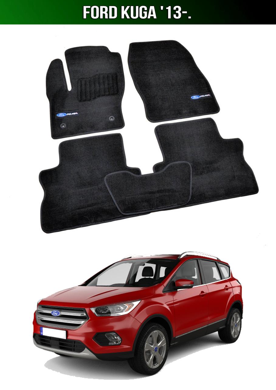 Килимки Premium Ford Kuga '13-.