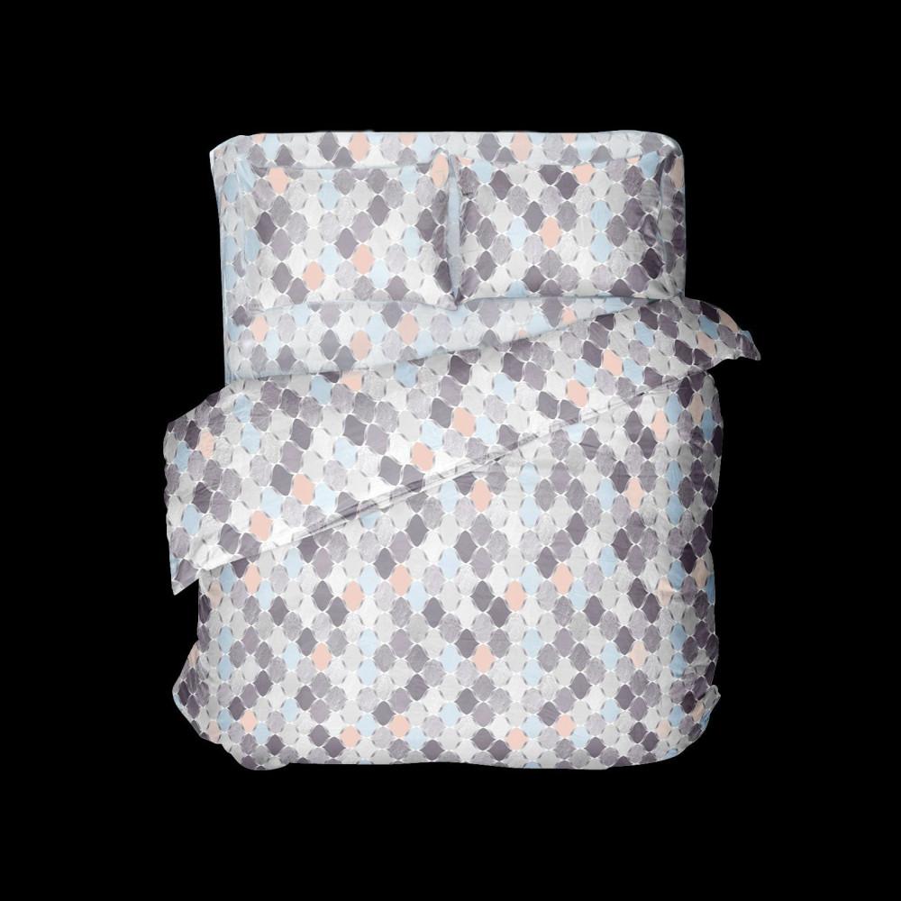 Постельное белье Самба бязь белорусская ТМ Комфорт-текстиль(Семейный)