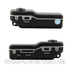 Индивидуальный мини видеорегистратор МД-80 экшн-камера Mini DV Camera DVR (MD80, MD-80, МД80) Sil, фото 2