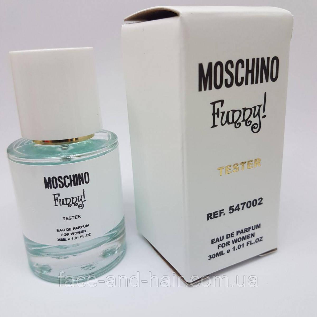 Moschino Funny Масляный тестер 30 мл