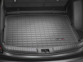 Килимок гумовий WeatherTech Honda CR-V 2018+ в багажник чорний при нижньому положенні підлоги