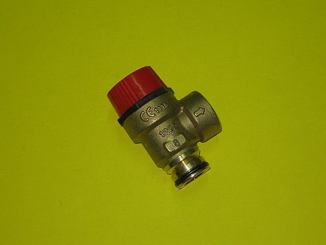 Предохранительный клапан 3 бар (клапан безопасности) 9951170 Westen, Baxi