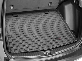 Килимок гумовий WeatherTech Honda CR-V 2018+ в багажник чорний при верхньому положенні підлоги