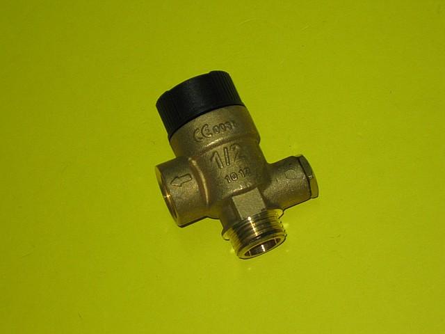 Предохранительный клапан 8 бар (клапан безопасности) бойлера 9950620 Westen Compact, Baxi Slim