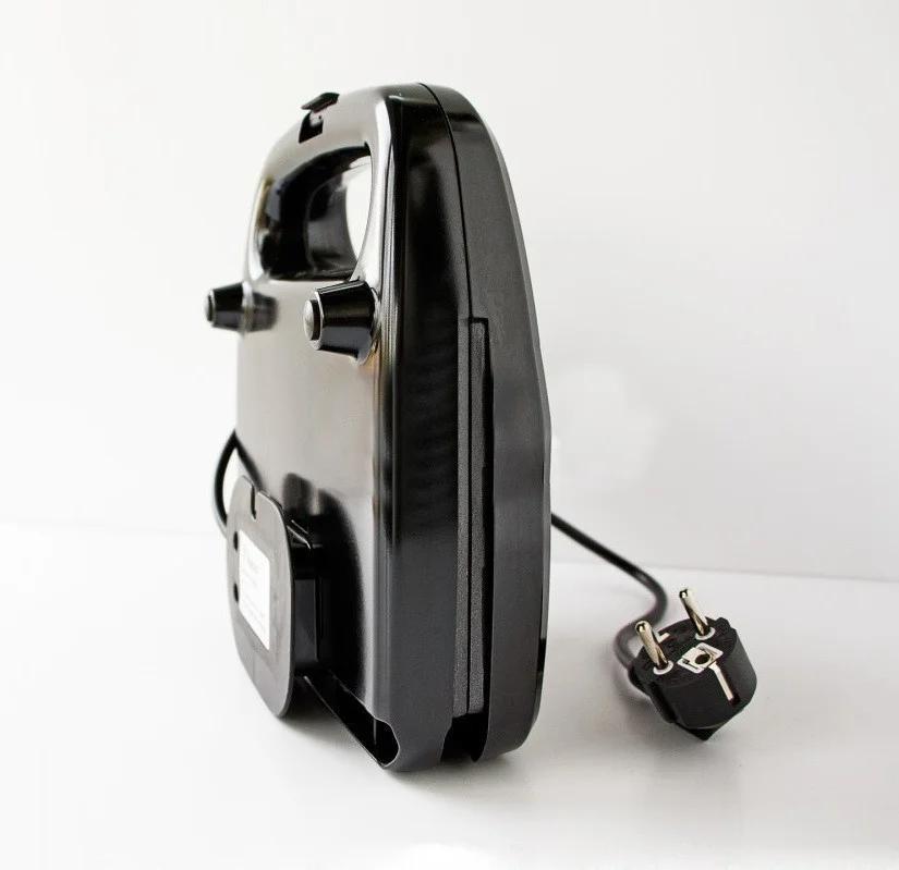 Гриль контактный Rainberg RB-5404 750 Вт,  бутербродница, сендвичница  5