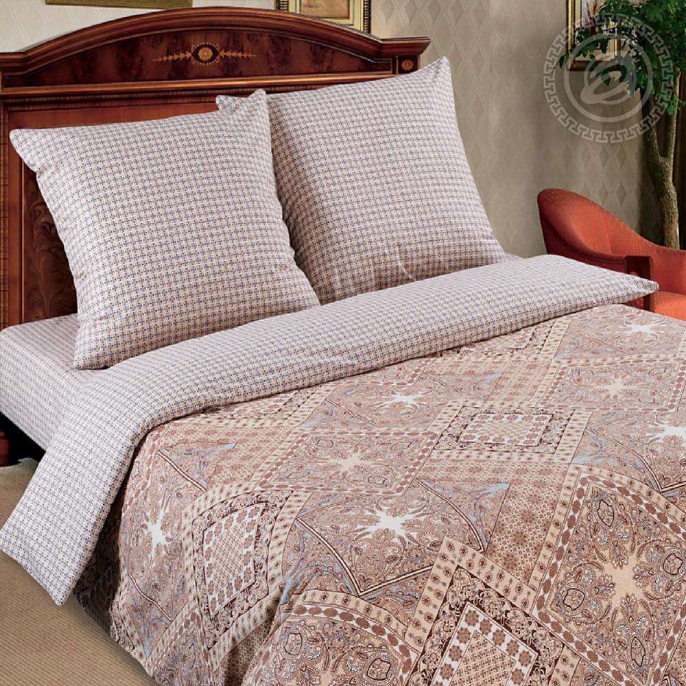 Постельное белье Италия поплин  ТМ  Комфорт-текстиль  (Семейный)