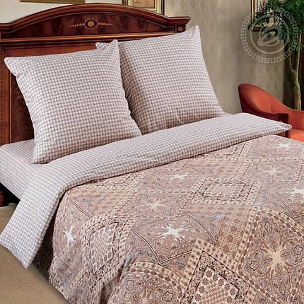 Постельное белье Италия поплин  ТМ  Комфорт-текстиль  (Семейный), фото 2