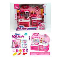 """Мебель """"Кухня"""" для детей, блендер, музыка, свет, в наличии 2 вида, в коробкепродукты и аксессуары."""