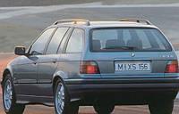 Ветровики боковых окон, дефлекторы на БМВ 3 серия универсал / BMW seria 3,E36 5d 1991-1998 год