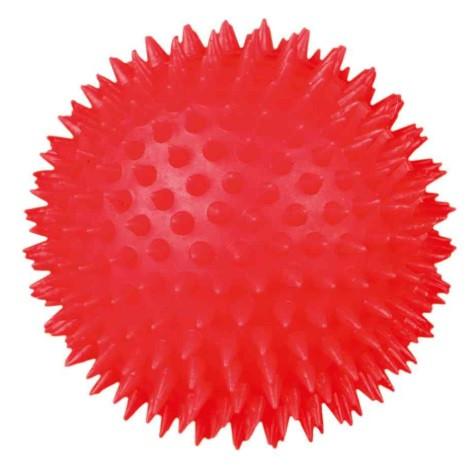 Игрушка для собак trixie мяч винил средний 10 см
