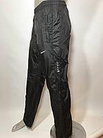 Мужские спортивные брюки, штаны Nike найк из плащевки на х/б подкладке, одежда (реплика)