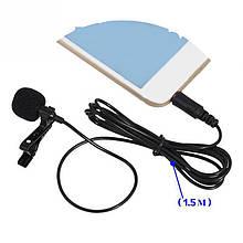 Петличный микрофон для смартфона  4 контактный