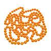 Бусы SONATA из майорки матово-оранжевого  цвета, 63443             (1), фото 3
