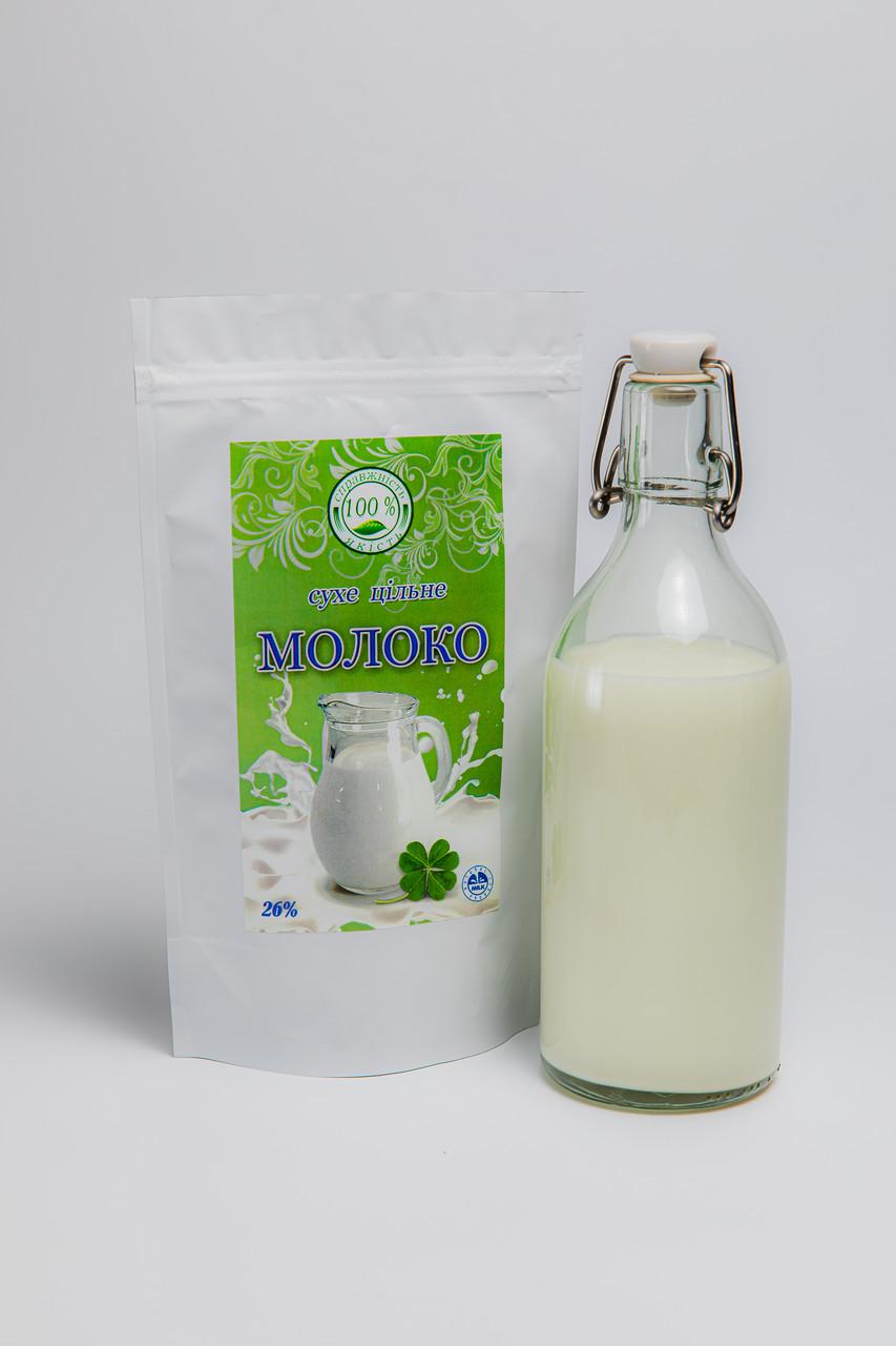 Молоко Сухе цільне 26%  125г