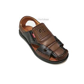 Мужские сандали Bumer кожа