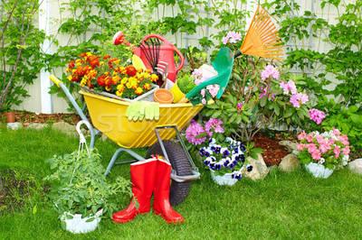 Садово-городній інвентар