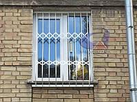 Решетка на окно выпуклая Шир.990*Выс.1600мм