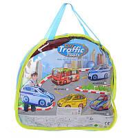 """Палатка для детей  """"Такси"""", 99-55-55 см, окна-сетки, 1 вход на завязках, 1 вход-крыша, в сумке, 35-32-5см"""