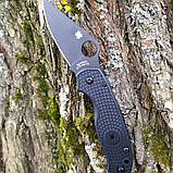 Нож Spyderco Para 3 FRN черный, фото 4