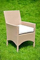 Кресло из искусственного ротанга Monaco, мебель из искусственного ротанга, ротанговая мебель