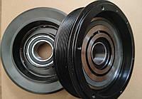 Шкив компрессора кондиционера  DENSO 146mm/8pv, фото 1