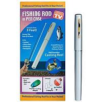 Карманная удочка в виде ручки Fishing Rod R187068