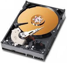 Внутрішні та зовнішні диски, HDD, SSD