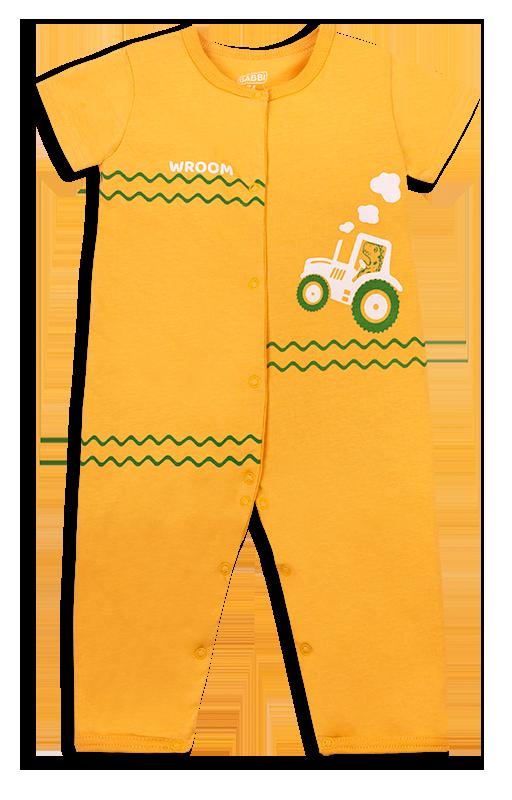 Детский комбинезон для мальчика КВ-20-13 *Технозавр*