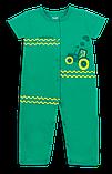 Детский комбинезон для мальчика КВ-20-13 *Технозавр*, фото 2
