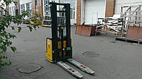 Самоходный электрический штабелер OM CL12 , 2007 год , 1.2т
