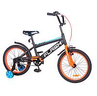 """Велосипед детский 18"""" от 5-7 лет TILLY FLASH"""