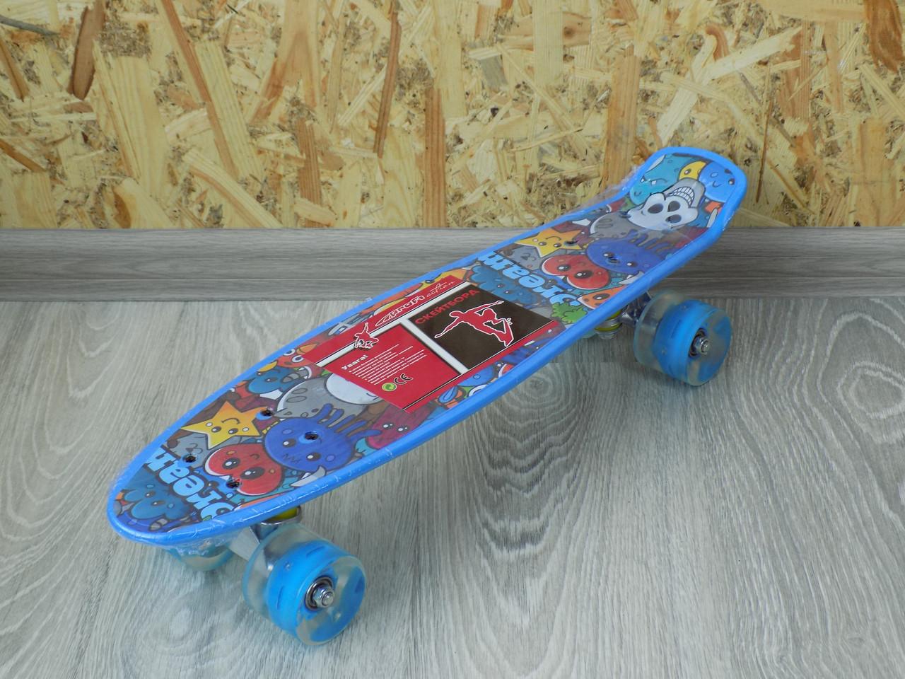 Скейт пенниборд MS0749