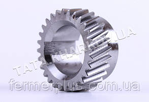 Шестерня коленвала ZN490BT ZN390 ZN485 DongFeng 404 Chery 244/354/404