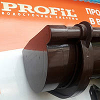 Кронштейн желоба водосточного Profil 130 пластиковый