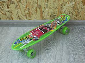 Скейтборд пенні MS0749