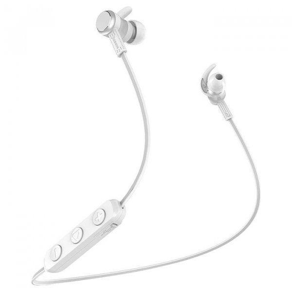 Гарнітура BASEUS PREMIUM S01 Encok Bluetooth Silver-white