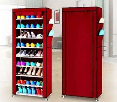 Стелаж для хранеия обуви Shoe Cabinet Коричневый
