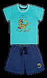Детский костюм для мальчика KS-20-13-2 *Технозавр*, фото 3
