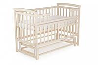 Детская кроватка-трансформер DeSon Ваниль Лодочка без ящика, фото 1