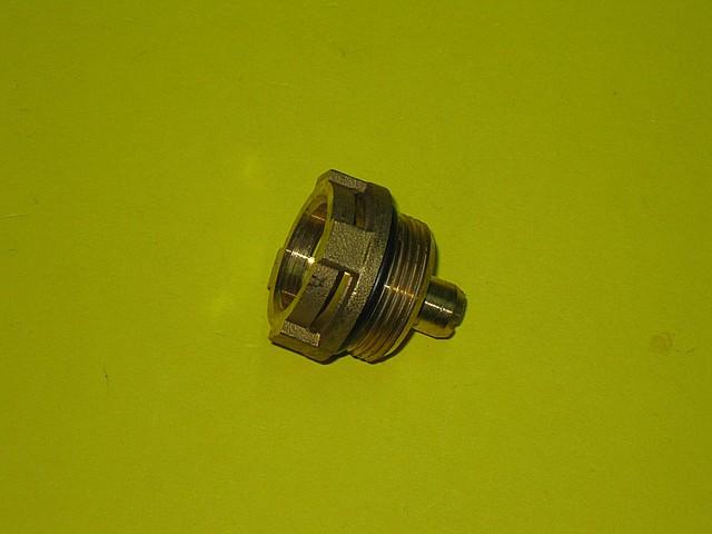 Заглушка (крышка, пробка сервопривода) гидравлической системы 600750 Westen Pulsar, Baxi Eco 3
