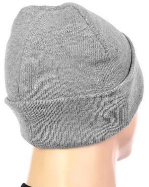Тёплая акриловая шапка Thinsulate MFH Grey 10983M, фото 2