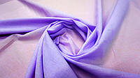 Ткань батист (подкладка) фиолетовый однотонный